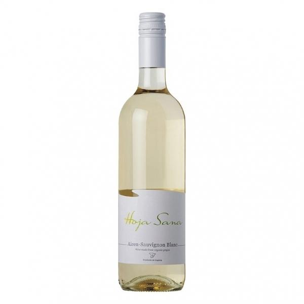 Hoja Sana Airen-Sauvignon Blanc